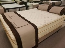 "LIQUIDATION SALE! BRAND NEW 16"" THICK Queen MATTRESS sets By SAATVA. L in Glendale Heights, Illinois"