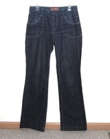 Stephenson Premium Boot Cut Flap Pkt Jeans Tag 29 Measures 30 x 33 Long Tall in Plainfield, Illinois