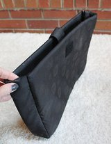 Black Padded Laptop Sleeve, Velcro Closure, 14 x 9.5 x 2 Inches in Glendale Heights, Illinois