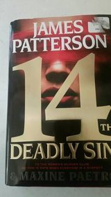James Patterson 14th Deadly Sin in Camp Pendleton, California