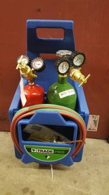 Torch welding kit complete with tanks (TradePro) in Hopkinsville, Kentucky