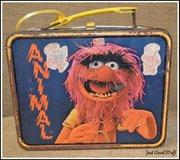 VINTAGE LUNCH BOX Sesame Street Animal in The Woodlands, Texas