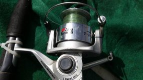 Abu Garcia Cardinal AGENDA AG6F Spinning Reel in Travis AFB, California