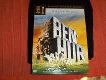 Ben-Hur Four Disc Collector's Edition in Chicago, Illinois