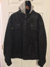 Angelo Litrico Mens Leather Jacket - Size 2XL in Wilmington, North Carolina