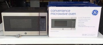 GE Stainless Steel Microwave (700 Watts) in Wilmington, North Carolina