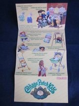 Cabbage Patch Kids 1980s Brochure in Glendale Heights, Illinois