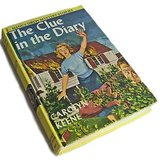 Vintage 1990 Nancy Drew The Clue In The Diary #17 in Plainfield, Illinois
