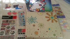 New scrap book,stickers,paper,etc. in Camp Pendleton, California