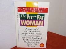 Vintage 1989 The Fit or Fat Woman Soft Cover Book in Chicago, Illinois