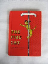 Vintage 1960 The Fire Cat Children's Hard Cover Book in Plainfield, Illinois
