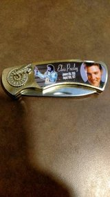 Elvis Presley Stainless Steel Knife (T=40/3) in Fort Campbell, Kentucky