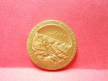 1919-1969 grand canyon 50 yr anniversary  seal of state of arizona medallion in Camp Lejeune, North Carolina
