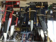 Auto KNIFE SALE Bear OPS, Benchmade, Boker, Gerber, Houge, SOG and Kershaw in Clarksville, Tennessee