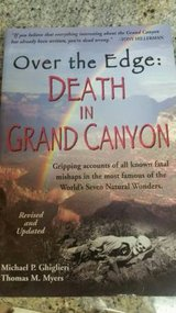 Over the Edge Death in Grand Canyon in Camp Pendleton, California