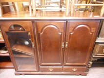 Good looking cherry cabinet in Naperville, Illinois