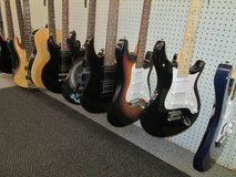 Electric, Accoustic, Bass Guitars for sale! in Cherry Point, North Carolina