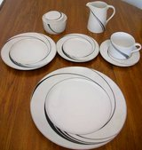 NEW! 43pc Block Spal CHINA SET  -  (8) 5 Pc Place Settings + Creamer/Sugar in Orland Park, Illinois