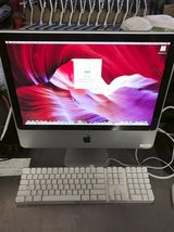 """iMac 20 """" Early 2009 Silver Body in Naperville, Illinois"""