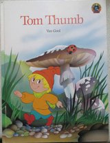 RARE Vintage 1991 Tom Thumb Classic Fairy Tale Hard Cover Book Ages 4 - 8 in Morris, Illinois