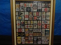 MASTERPIECE PUZZLE BEER CANS ALL OVER LARGE FRAME in Fairfield, California