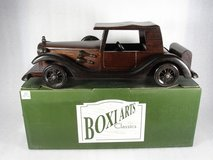 Collectible Classic Wooden Model Car in Naperville, Illinois