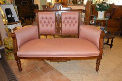 ANTIQUE SETTEE in The Woodlands, Texas