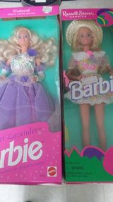 reduced 1992 barbies in Tacoma, Washington