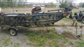 14ft Polarcraft boat w/ 35 HP Evinrude motor & Trailer in Hopkinsville, Kentucky
