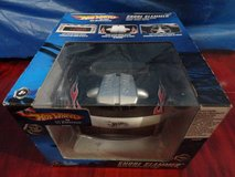 COLLECTIBLE HOT WHEELS SNORE SLAMMER AM/FM CLOCK RADIO by EMERSON in Travis AFB, California