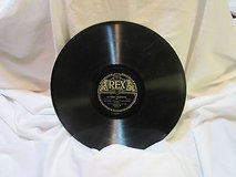 "1938 waltz rex so many memories 9254 78 rpm record etched album 10"" double sided in Kingwood, Texas"