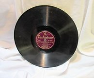 "Van Straten Lady's in Love w/ You/FDR Jones 78 rpm Record Etched Album 10"" LP in Kingwood, Texas"