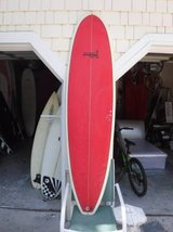 Surfboard > 7'2 Sweetwater funboard/Catches waves EASY! in Wilmington, North Carolina