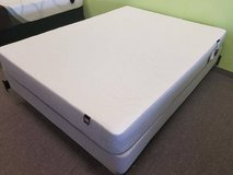 "Brand NEW! THERAPEDIC 8"" Cooling Gel / Memory Foam Mattress DELIVERY in Glendale Heights, Illinois"