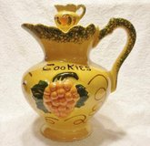 DEFOREST PITCHER COOKIE JAR 1965 Vintage Collectable USA in Fort Lewis, Washington
