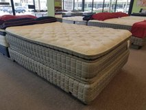 "MATTRESS SALE! 17"" THICK TWO SIDED PILLOWTOP MATTRESS! FREE DELIVERY in Bolingbrook, Illinois"