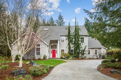 GIG HARBOR WA: Superb Home on 5.38 Acres in Tacoma, Washington