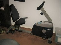 MERIT 710B EXERCISE BIKE in Aurora, Illinois