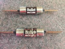 lot of 2 bullet ecsr70 time delay fuse type d,hrci-r in Joliet, Illinois