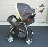 Graco LITERIDER CLASSIC CONNECT Stroller in Chicago, Illinois