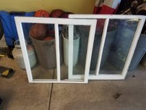 Large framed windows for crafts in Joliet, Illinois
