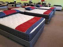 BRAND NEW!! LUXURY King and Queen MATTRESS* PREMIUM FEATURES! DELIVERY in Aurora, Illinois