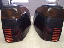Rear L and R Tail Light Lens and Housing for 1999 VW Cabrio in Byron, Georgia