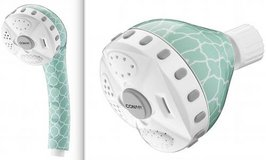 New! Conair Shower Prints Handheld -OR- Wall mount Shower Head in Naperville, Illinois