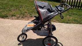 Graco FastAction Fold Jogger Click Connect Stroller, Tangerine in Fort Campbell, Kentucky