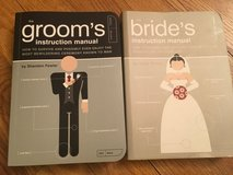 The Bride's & Groom's Instruction Manual Wedding Marriage in St. Charles, Illinois