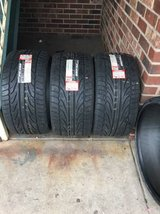 2-- 285/25R22 Falken FK452 Tires in Glendale Heights, Illinois