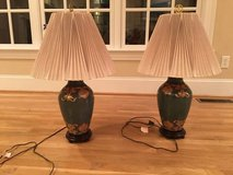 Beautiful Pair of Lamps!  Fine Quality! in Wilmington, North Carolina