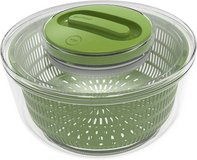 New! Good Cook Touch Salad Spinner Clear w/Green Accents BPA Free in Orland Park, Illinois