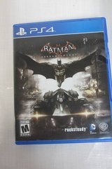PS4 game Batman: Arkham Knight - PlayStation 4 - video gaming - by owner - electronics media sale in Naperville, Illinois